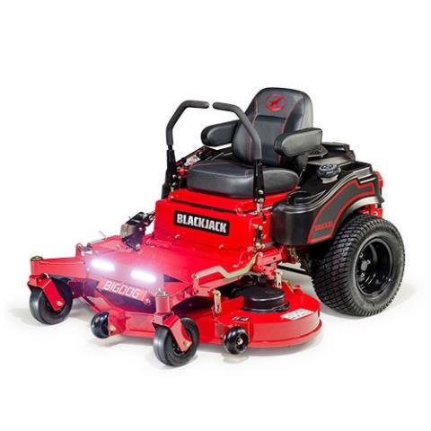 2016 Big Dog Mowers BlackJack 48 in. in Leesville, Louisiana