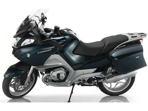 2012 BMW R 1200 RT in Cleveland, Ohio