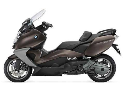 2014 BMW C 650 GT in Francis Creek, Wisconsin