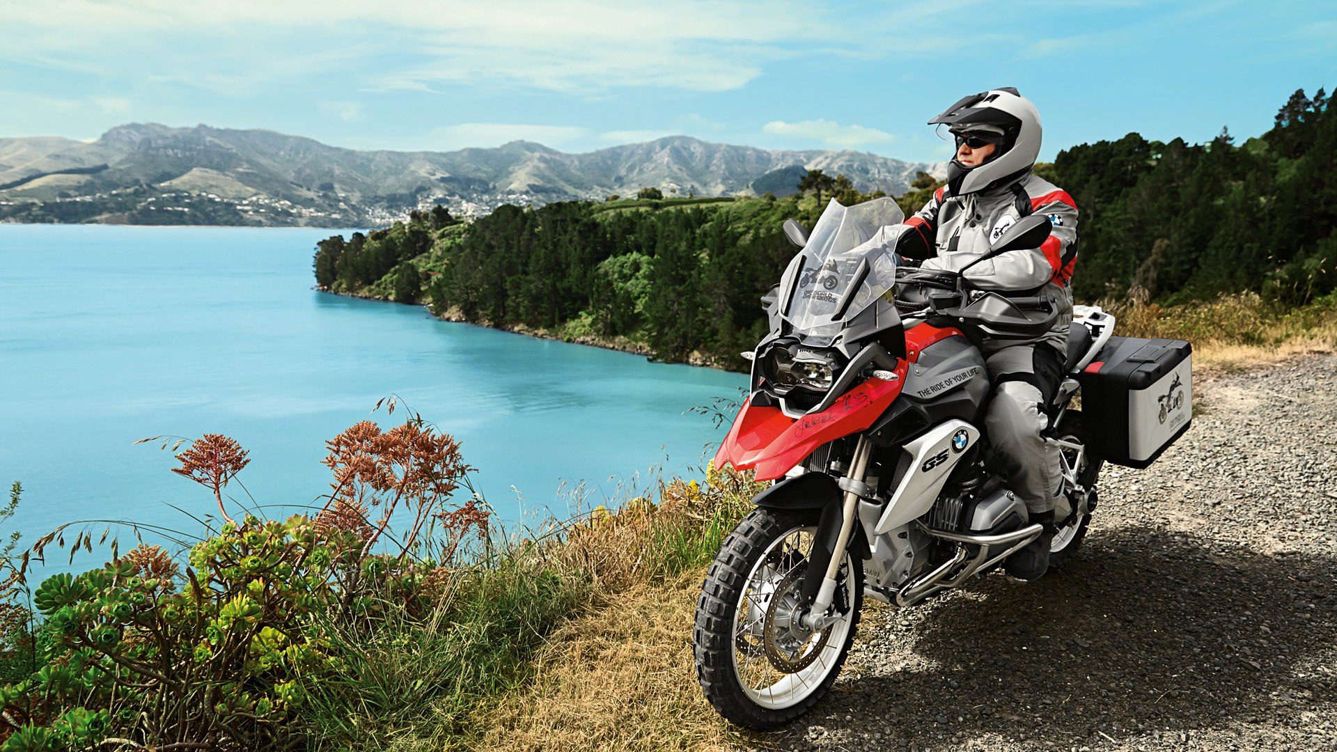 2017 BMW R 1200 GS in Falmouth, Maine