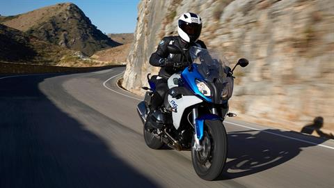2017 BMW R 1200 RS in Falmouth, Maine