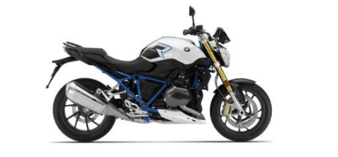 2017 BMW R 1200 R in Falmouth, Maine