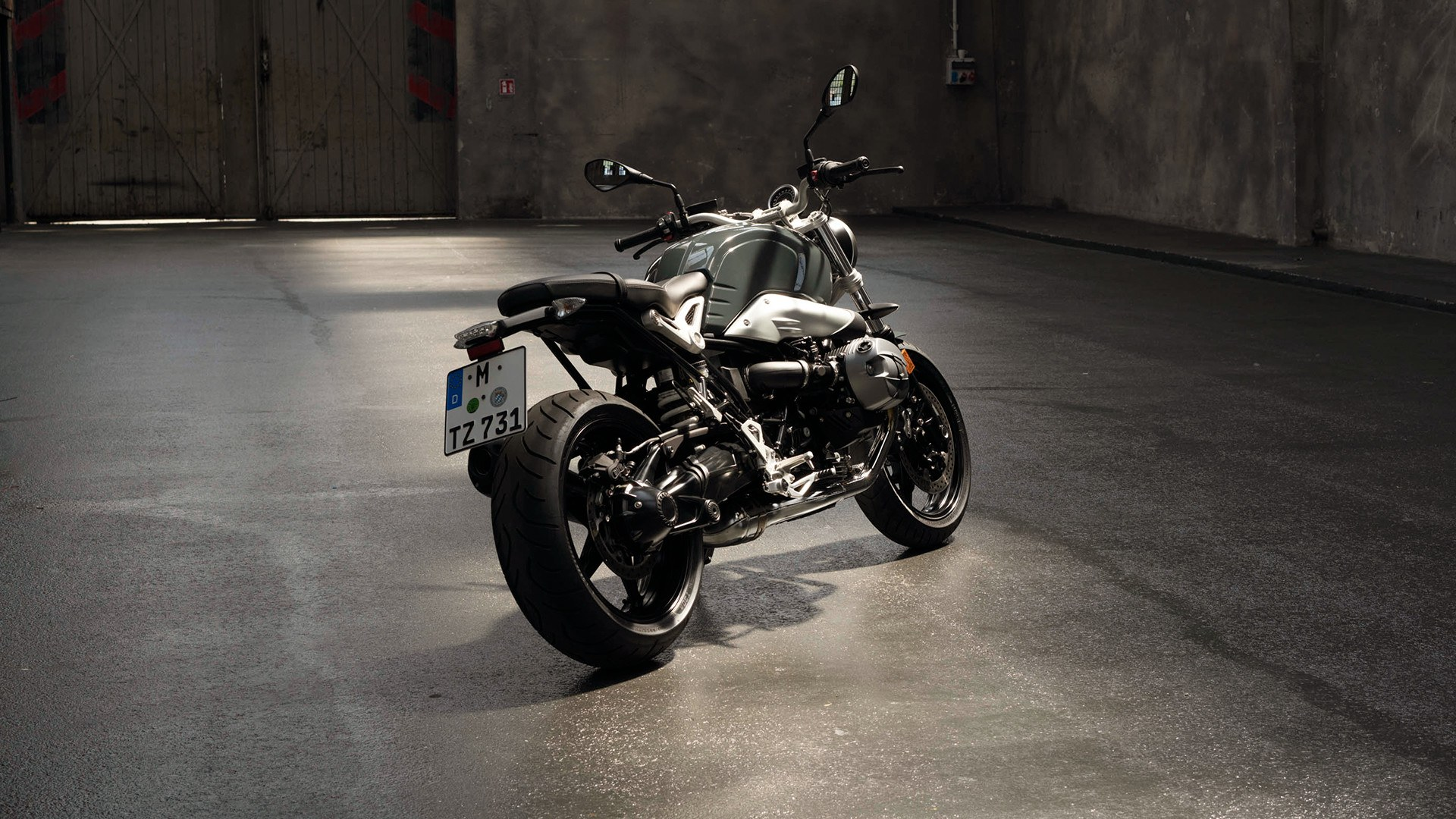 2017 BMW R nineT Pure in Falmouth, Maine