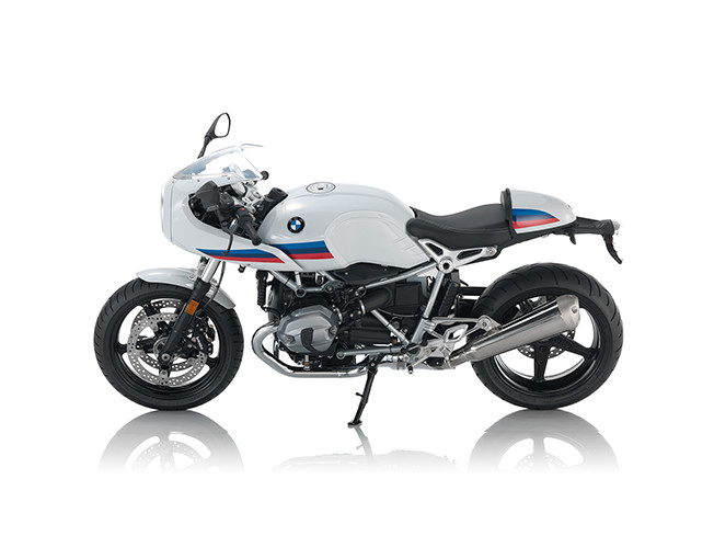 2017 BMW R nineT Racer in Falmouth, Maine