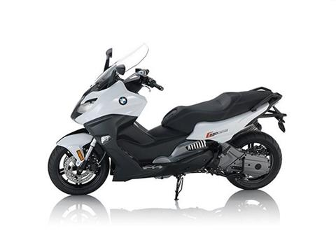 2017 BMW C 650 Sport in Falmouth, Maine