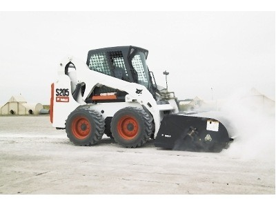 2015 Bobcat 48 in. Sweeper in Lima, Ohio