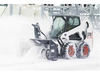 2015 Bobcat SB200 Snowblower - 60 in. Width in Lima, Ohio