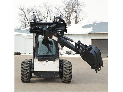 2016 Bobcat Bob-Tach™ Backhoe in Springfield, Missouri