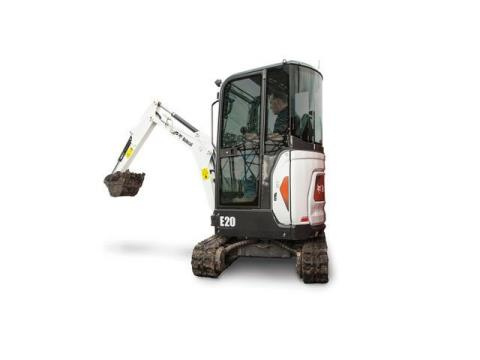 2016 Bobcat E20 in Lima, Ohio