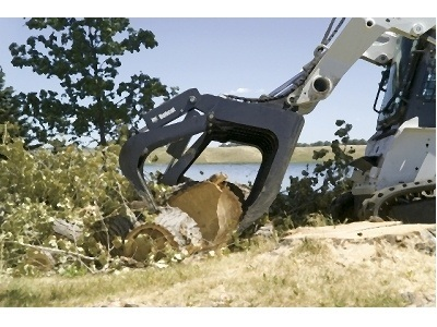 2016 Bobcat 48 in. Root Grapple in Lima, Ohio