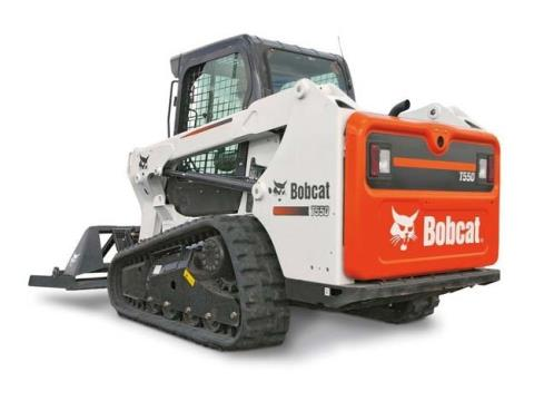 2016 Bobcat T550 in Lima, Ohio