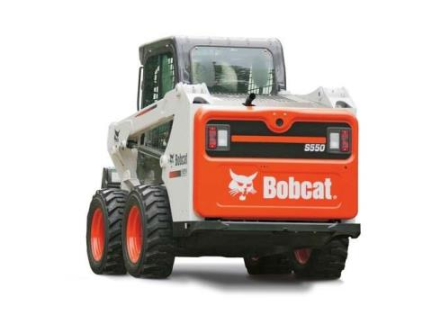 2016 Bobcat S550 in Lima, Ohio