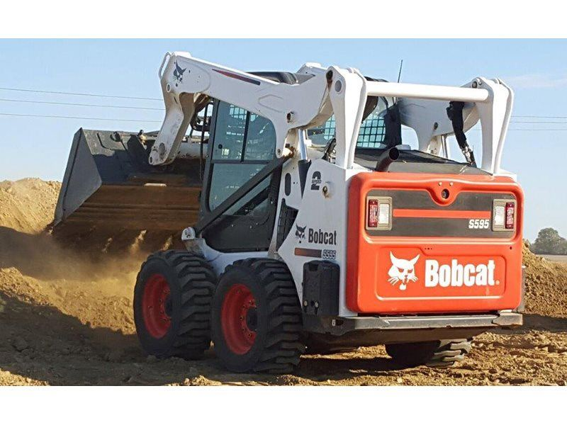 2016 Bobcat S595 in Lima, Ohio