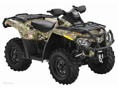 2009 Can-Am Outlander™ XT™ 800R EFI in Lumberton, North Carolina