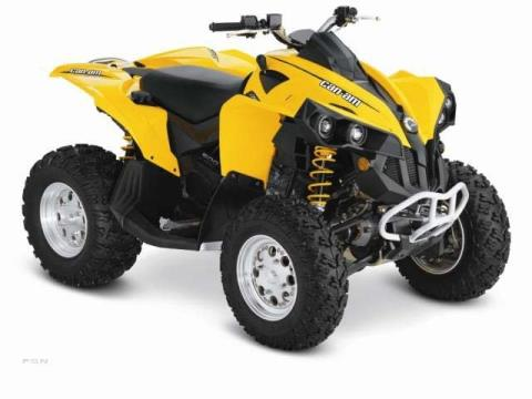 2012 Can-Am Renegade™ 500 in Cohoes, New York
