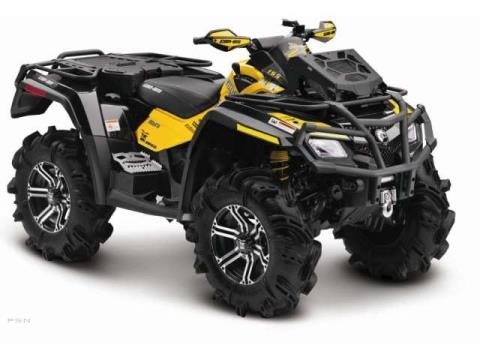 2012 Can-Am Outlander™ 800R X mr in Cohoes, New York