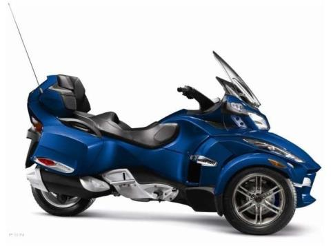 2012 Can-Am Spyder® RT-S SE5 in Cohoes, New York
