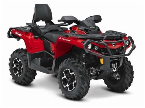2014 Can-Am Outlander™ MAX XT™ 500 in Cohoes, New York
