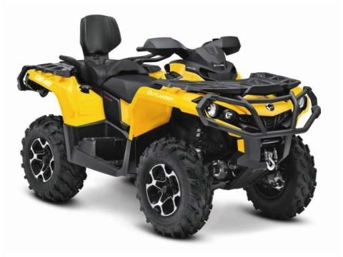 2015 Can-Am Outlander™ MAX XT™ 500 in Inver Grove Heights, Minnesota