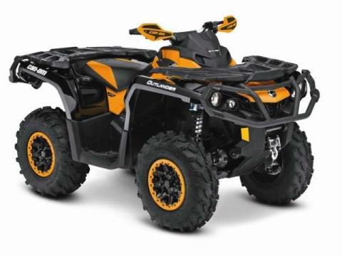 2015 Can-Am Outlander™ XT-P™ 800R in Brookfield, Wisconsin
