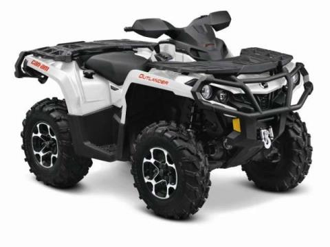 2015 Can-Am Outlander™ XT™ 1000 in Inver Grove Heights, Minnesota