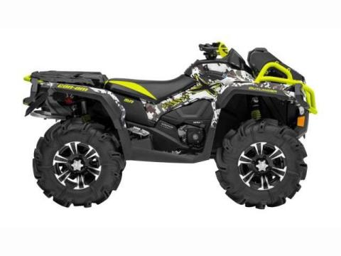 2015 Can-Am Outlander™ X® mr 1000 in Cohoes, New York