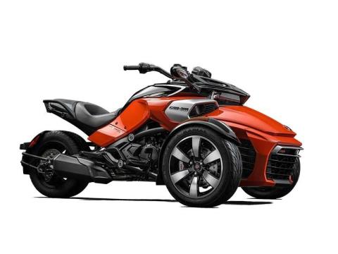2015 Can-Am Spyder® F3-S SM6 in Phoenix, New York