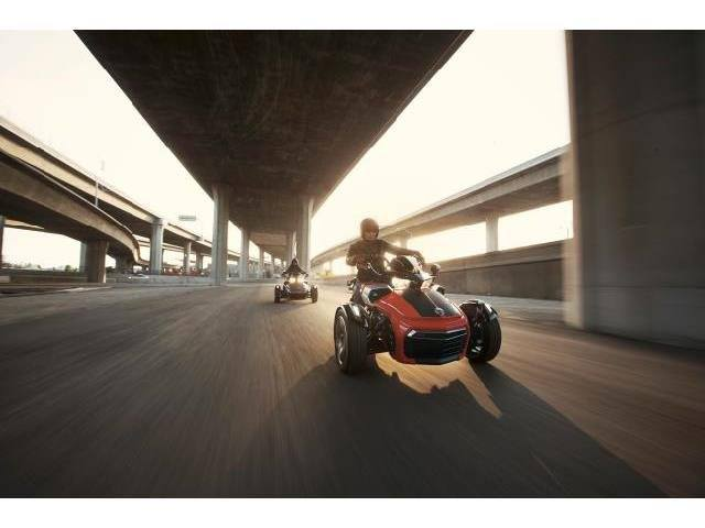 2015 Can-Am Spyder® F3-S SM6 in Huron, Ohio