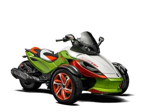 2015 Can-Am Spyder® RS-S Special Series SE5 in Phoenix, New York