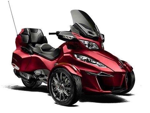 2015 Can-Am Spyder® RT-S SE6 in Richardson, Texas