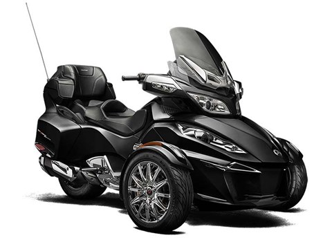 2015 Can-Am Spyder® RT Limited in Richardson, Texas