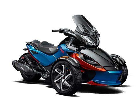 2015 Can-Am Spyder® ST-S SE5 in Richardson, Texas
