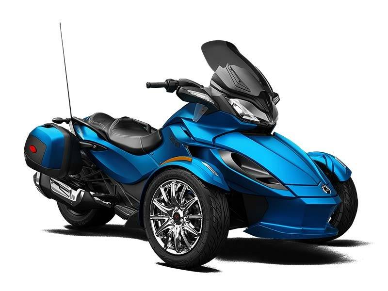 New 2015 Can Am Spyder 174 St Limited Motorcycles In Issaquah Wa