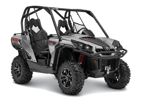 2015 Can-Am Commander™ XT™ 1000 in Evanston, Wyoming
