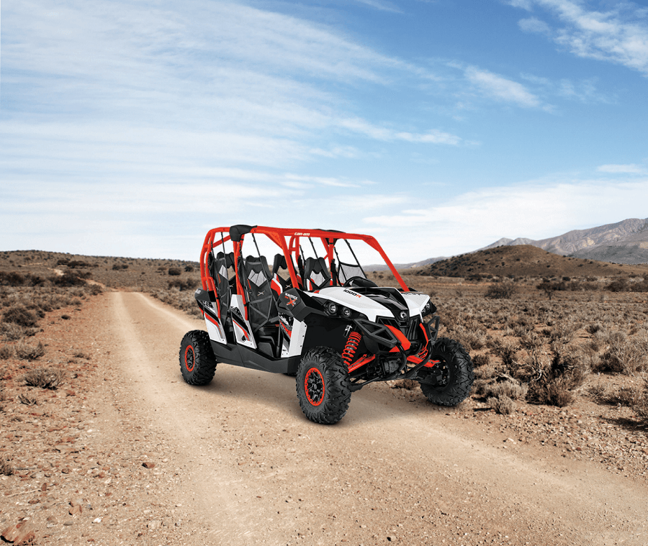 2015 Maverick Max X rs DPS 1000R