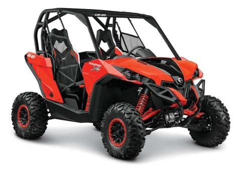 2015 Can-Am Maverick™ X® rs DPS™ 1000R in Bakersfield, California
