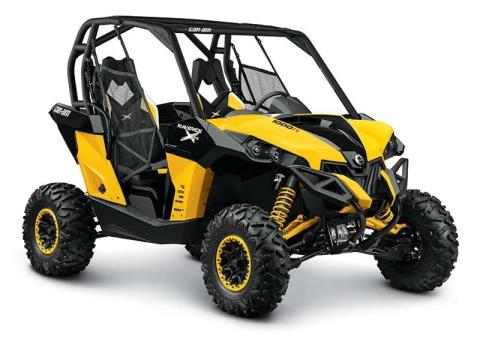 2015 Can-Am Maverick™ X® rs DPS™ 1000R in Forrest City, Arkansas