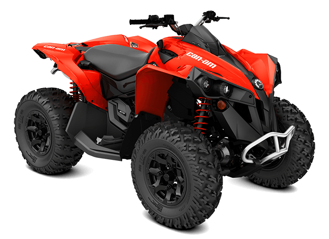 2016 Can-Am Renegade® 570 in Barre, Massachusetts