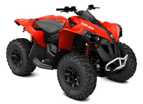 2016 Can-Am Renegade® 570 in Albany, Oregon