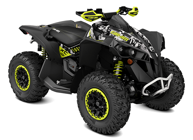 2016 Can-Am Renegade® X® xc 1000R in Barre, Massachusetts