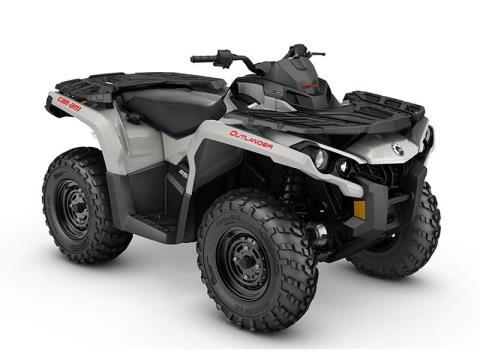 2016 Can-Am Outlander™ 650 in Columbia, South Carolina