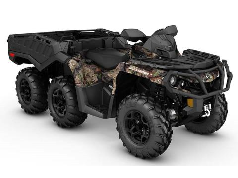 2016 Can-Am Outlander™ 6X6 XT™ 650 in Columbia, South Carolina