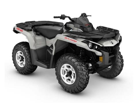 2016 Can-Am Outlander™ DPS 1000R in Gaylord, Michigan