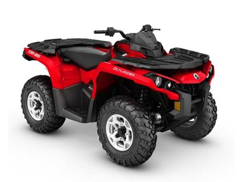 2016 Can-Am Outlander™ DPS 570 in Canton, Ohio