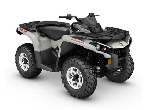 2016 Can-Am Outlander™ DPS 650 in Columbia, South Carolina