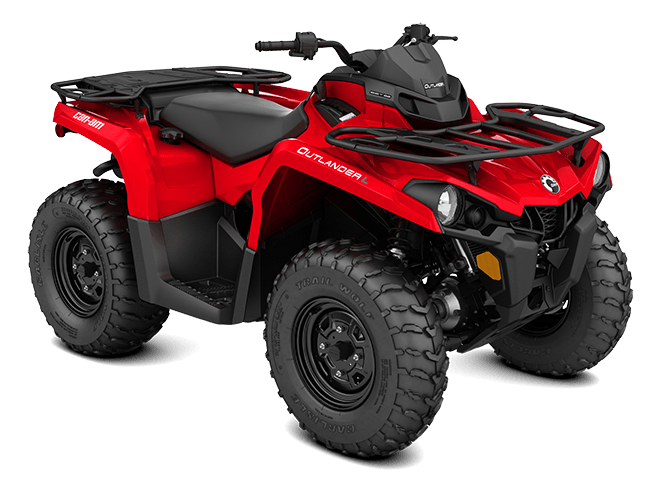 2016 Can-Am Outlander™ L 450 in Canton, Ohio