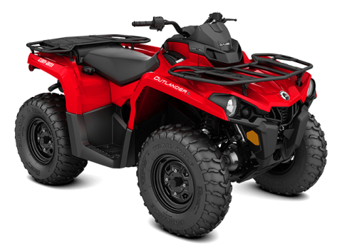 2016 Can-Am Outlander™ L 570 in New Britain, Pennsylvania