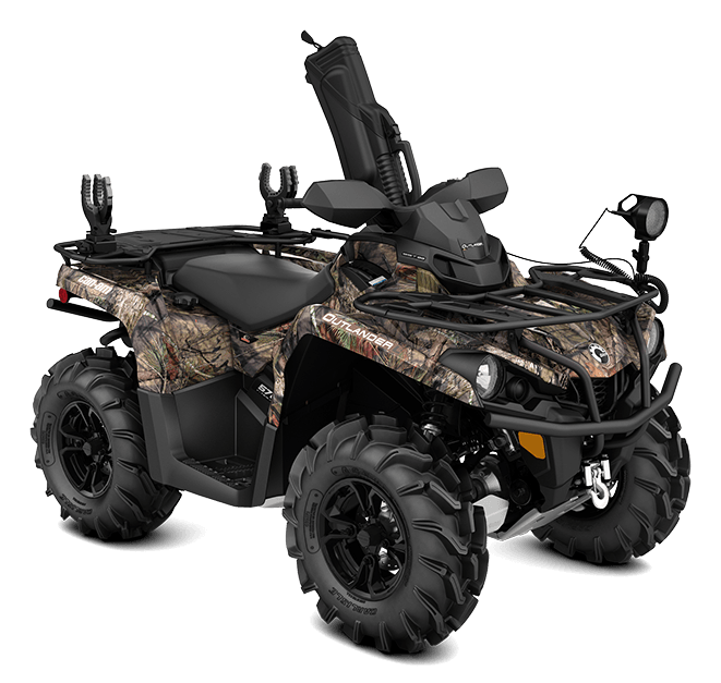 2016 Can-Am Outlander™ L 570 Mossy Oak Hunting Edition in Canton, Ohio