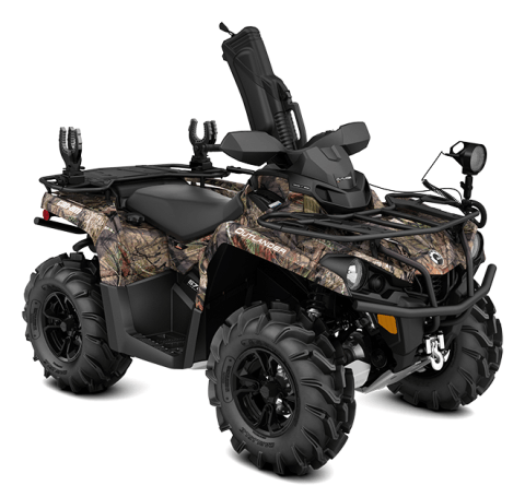 2016 Can-Am Outlander™ L 570 Mossy Oak Hunting Edition in Albany, Oregon