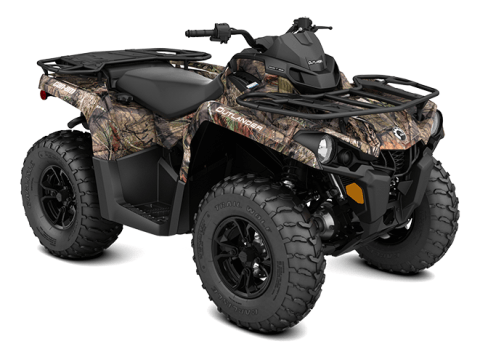 2016 Can-Am Outlander™ L DPS 570 in Hudson, Wisconsin